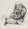 William Ewart Gladstone, by Harry Furniss - NPG 3362