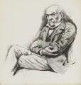 William Ewart Gladstone, by Harry Furniss - NPG 3362