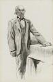 William Ewart Gladstone, by Harry Furniss - NPG 3364
