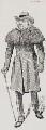 William Ewart Gladstone, by Harry Furniss - NPG 3575