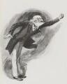 William Ewart Gladstone, by Harry Furniss - NPG 3373