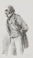 William Ewart Gladstone, by Harry Furniss - NPG 3377
