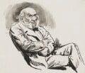 William Ewart Gladstone, by Harry Furniss - NPG 3379