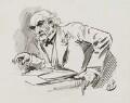 William Ewart Gladstone, by Harry Furniss - NPG 3382