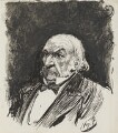 William Ewart Gladstone, by Harry Furniss - NPG 3383