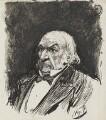 William Ewart Gladstone, by Harry Furniss - NPG 3383