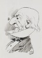 William Ewart Gladstone, by Harry Furniss - NPG 3385