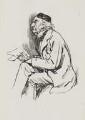 William Ewart Gladstone, by Harry Furniss - NPG 3386