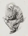 William Ewart Gladstone, by Harry Furniss - NPG 3387