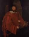 Sir John Glanville, by Unknown artist - NPG 876