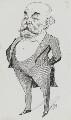 Algernon Borthwick, 1st Baron Glenesk, by Harry Furniss - NPG 3454