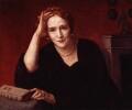 Elinor Glyn, by Arnold Mason - NPG 4283