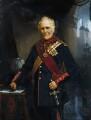 Sir William Maynard Gomm, by James Bowles - NPG 1071
