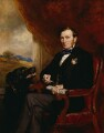 Sir Daniel Gooch, 1st Bt, by Sir Francis Grant - NPG 5080