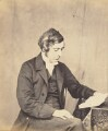Osborne Gordon, by Lewis Carroll (Charles Lutwidge Dodgson) - NPG P7(5)