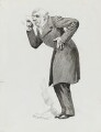 George Joachim Goschen, 1st Viscount Goschen, by Harry Furniss - NPG 3577