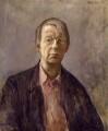 Sir Lawrence Gowing, by Rodrigo Moynihan - NPG 5266