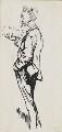 Robert Bontine Cunninghame Graham, by Harry Furniss - NPG 3444