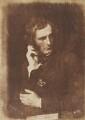 Sir Francis Grant, by David Octavius Hill, and  Robert Adamson - NPG P6(25)