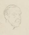 Graham Greene, by Sir David Low - NPG 4529(147)
