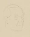 Graham Greene, by Sir David Low - NPG 4529(150)