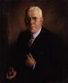 Sir Richard Arman Gregory, 1st Bt, by Henry Raeburn Dobson - NPG 5117