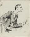 Edward Grey, 1st Viscount Grey of Fallodon, by Harry Furniss - NPG 3388