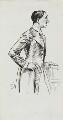 Edward Grey, 1st Viscount Grey of Fallodon, by Harry Furniss - NPG 3578
