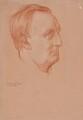 Edward Grey, 1st Viscount Grey of Fallodon, by Sir William Rothenstein - NPG 3869