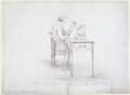 William Grimaldi, by Mary Ann Grimaldi, after  Louisa Edmeads (née Grimaldi) - NPG 3114