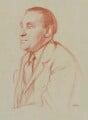 Philip Guedalla, by Sir William Rothenstein - NPG 4802