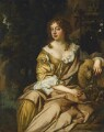 Unknown woman, formerly known as Nell Gwyn, studio of Sir Peter Lely - NPG 3976