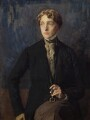 Radclyffe Hall, by Charles Buchel (Karl August Büchel) - NPG 4347