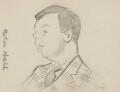 Sir Peter Hall, by Sir David Low - NPG 4529(164)