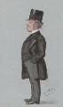 Hardinge Stanley Giffard, 1st Earl of Halsbury, by Sir Leslie Ward - NPG 3290