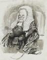 Hardinge Stanley Giffard, 1st Earl of Halsbury, by Harry Furniss - NPG 3393