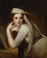Emma Hamilton, by George Romney - NPG 294