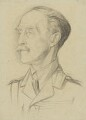 Sir Ian (Standish Monteith) Hamilton, by Sir William Rothenstein - NPG 3871
