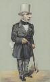 John Somerset Pakington, 1st Baron Hampton, by Alfred Thompson (Atn) - NPG 2628