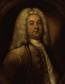 George Frideric Handel, by Unknown artist - NPG 2151
