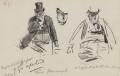 Sir William Vernon Harcourt, by Sydney Prior Hall - NPG 2315