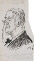Sir William Vernon Harcourt, by Sir Francis Carruthers Gould ('F.C.G.') - NPG 2842
