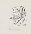 Keir Hardie, by Sir Francis Carruthers Gould ('F.C.G.') - NPG 2846