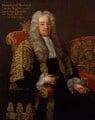 Philip Yorke, 1st Earl of Hardwicke, studio of Michael Dahl - NPG 872