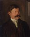 Frank Harris, by Sir William Rothenstein - NPG 6693