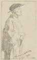 Frederic Harrison, by Walter Richard Sickert - NPG 2214