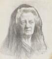 Jane Ellen Harrison, by Theo van Rysselberghe - NPG 5220
