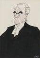Sir Patrick Hastings, by Nicolas Clerihew Bentley - NPG 4339