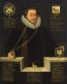 Sir Christopher Hatton, by Unknown artist - NPG 1518