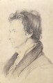 William Hazlitt, replica by William Bewick - NPG 2697